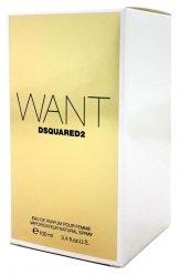 Dsquared2 Want Eau de Parfum