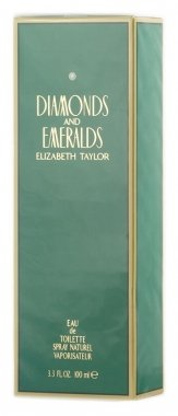 Elizabeth Taylor Diamonds and Emeralds Eau de Toilette