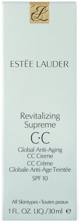 Estée Lauder Revitalizing Supreme Global Anti aging CC Cream