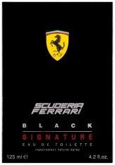 Ferrari Scuderia Ferrari Black Signature Eau de Toilette