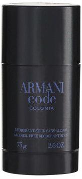 Giorgio Armani Code Colonia Deodorant Stick