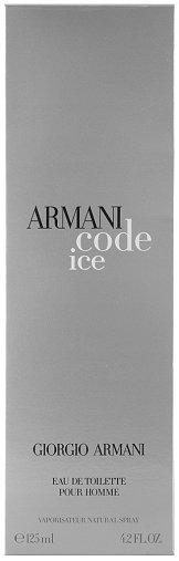 Giorgio Armani Code Ice Eau de Toilette
