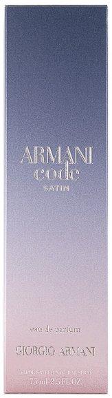 Giorgio Armani Code Satin Eau de Parfum