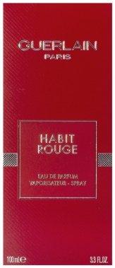 Guerlain Habit Rouge Eau de Parfum