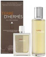 Hermès Terre d`Hermes Eau Tres Fraiche EDT Geschenkset