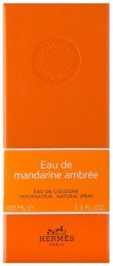 Hermes Eau de Mandarine Ambrée Eau de Cologne