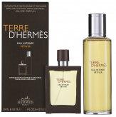 Hermes Terre d`Hermes Eau Intense Vetiver EDP Reiseset
