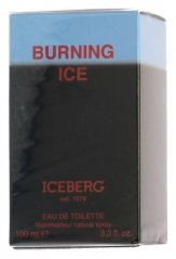 Iceberg Burning Ice Eau de Toilette