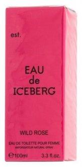 Iceberg Eau de Iceberg Wild Rose Eau de Toilette