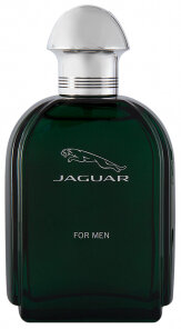 Jaguar Green for Men Eau de Toilette
