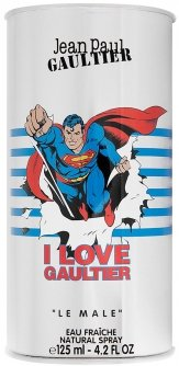Jean Paul Gaultier Le Male Superman Eau Fraiche Eau de Toilette