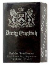 Juicy Couture Dirty English for Men Eau de Toilette