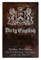 Juicy Couture Dirty English for Men Eau de Toilette