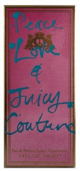 Juicy Couture Peace, Love and Juicy Couture Eau de Parfum