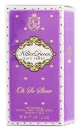Katy Perry Killer Queen Oh So Sheer Eau de Parfum