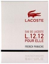 Lacoste L.12.12 Pour Elle French Panache Eau de Toilette
