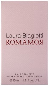 Laura Biagiotti Romamor Eau de Toilette