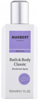 Marbert Bath & Body Classic Deodorant Spray