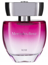 Mercedes-Benz Style Rose Eau de Toilette