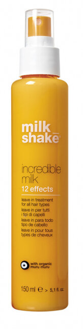Milk Shake Incredible Milk Treatment