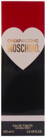 Moschino Cheap & Chic Eau de Toilette