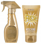 Moschino Gold Fresh Couture EDP Geschenkset