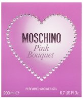 Moschino Pink Bouquet Shower Gel