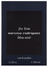 Narciso Rodriguez For Him Bleu Noir Eau de Parfum