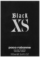 Paco Rabanne Black XS 2018 Eau de Toilette