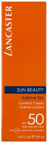 Lancaster Beauty Sun Comfort Touch Cream SPF 50