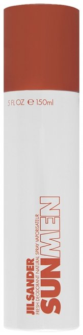 Jil Sander Sun Men Fresh Deodorant Spray