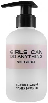 Zadig & Voltaire Girls Can Do Anything Duschgel