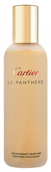 Cartier La Panthère Parfumed Deodorant Spray
