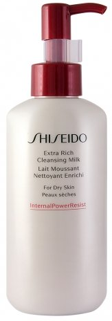 Shiseido Internal Power Resist Extra Rich Reinigungsmilch