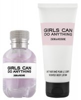 Zadig & Voltaire Girls Can Do Anything EDP Geschenkset