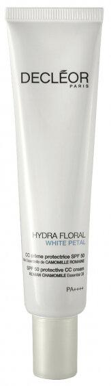 Decléor Hydra Floral White Petal CC Cream SPF50m