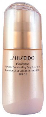 Shiseido Benefiance Wrinkle Smoothing Day Gesichtsemulsion
