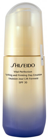 Shiseido Vital Perfection Uplifting and Firming Day Emulsion 30 SPF