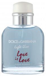 Dolce & Gabbana Light Blue Love Is Love Pour Homme Eau De Toilette
