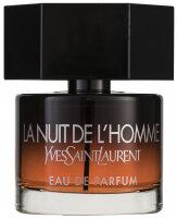 Yves Saint Laurent La Nuit De L`Homme Eau De Parfum