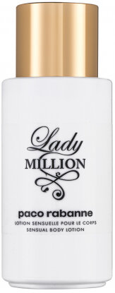 Paco Rabanne Lady Million KörperLotion