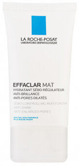 La Roche Posay Effaclar Mat Daily Moisturizer For Oil Skin