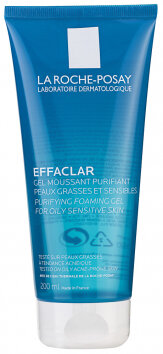 La Roche Posay Effaclar Gel Moussant Purifiant Schäumendes Reinigungsgel