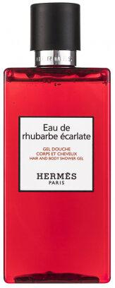 Hermès Eau de Rhubarbe Ecarlate Duschgel