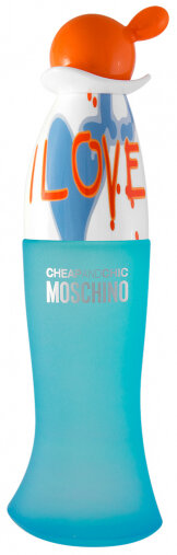 Moschino Cheap & Chic I Love Love EDT Geschenkset