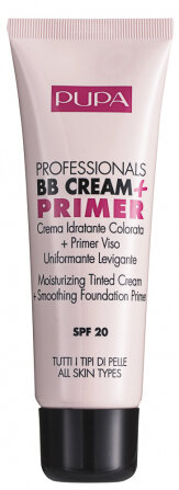 Pupa Professionals BB Cream + Primer SPF 20