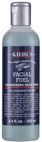 Kiehl`s Facial Fuel Energizing Face Gel