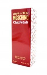 Moschino Cheap and Chic Chic Petals Eau de Toilette