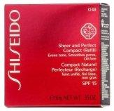 Shiseido Sheer and Perfect Compact Refill
