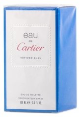 Cartier Eau de Cartier Vetiver Bleu Eau de Toilette